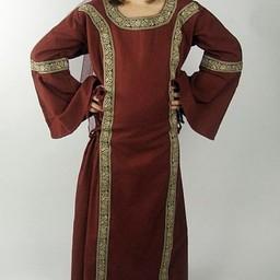 Sukienka dla dziewczynki Cleena czerwona