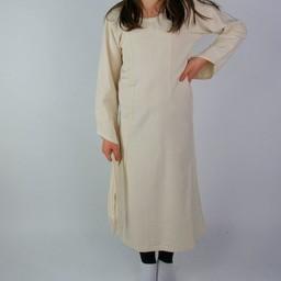 Sukienka dziewczęca Fand kremowy