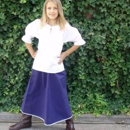Spódnica dla dziewczynki Grace niebieska