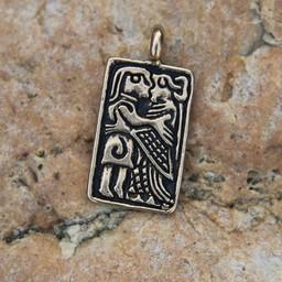 Amuleto de amor del siglo VI