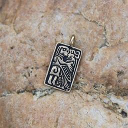 Liebesamulett aus dem 6. Jahrhundert