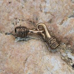 Viking Halskette Schloss 5 mm, Bronze