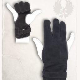 Archer glove Robin black