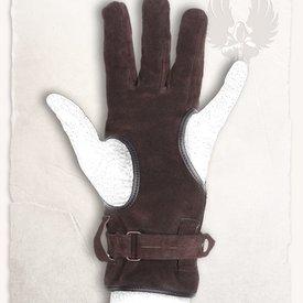 Mytholon Boogschutter handschoen Robin bruin