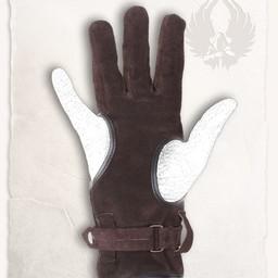 Archer handske Robin brun