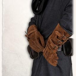 Lederhandschuhe Kandor hellbraun