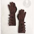 Mytholon Leren handschoenen Kandor bruin