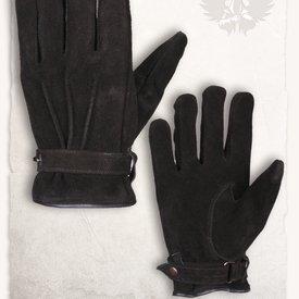 Mytholon Leren handschoenen Hartwig zwart