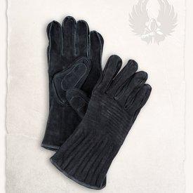 Mytholon Lederhandschuhe Clemens schwarz