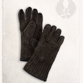 Mytholon Leather gloves Clemens brown