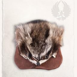 Viking bag Lofoten brown