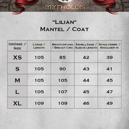 Coat Lilian black