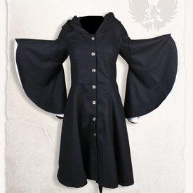 Mytholon Coat Lilian black/natural