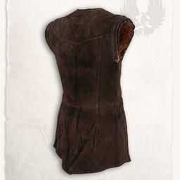 Brigandine Bisam, marrón