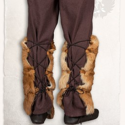 Fur Greave Alfred