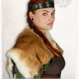 Collar de la piel Freya