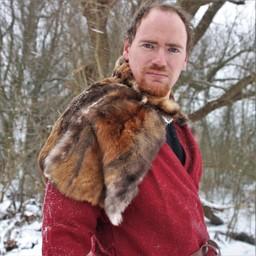 Collar de la piel Ragnar
