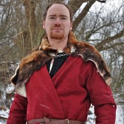 Futro kołnierz Ragnar