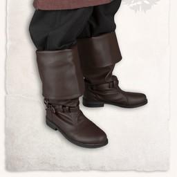 Piraten laarzen Jack bruin