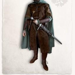Medieval ankelstøvler Heinrich sort