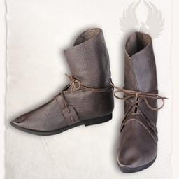 Middeleeuwse laarzen Johann bruin