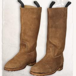 Botas con shoenails Laurenz marrón