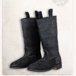 Botas con shoenails Laurenz negro