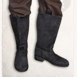 Stiefel mit shoenails Laurenz schwarz