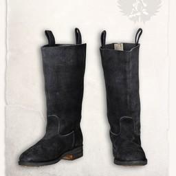 Laarzen met schoennagels Laurenz zwart