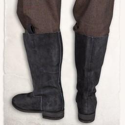 Stövlar med shoenails Laurenz svart