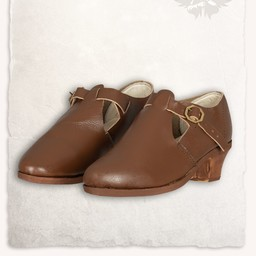 Barock Schuhe Muriel braun