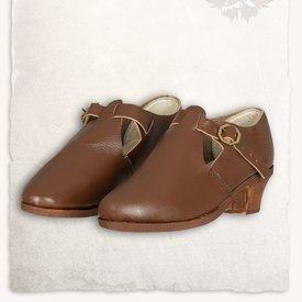 Mytholon scarpe barocchi Muriel marrone