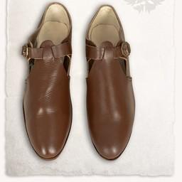 Barok schoenen Muriel bruin