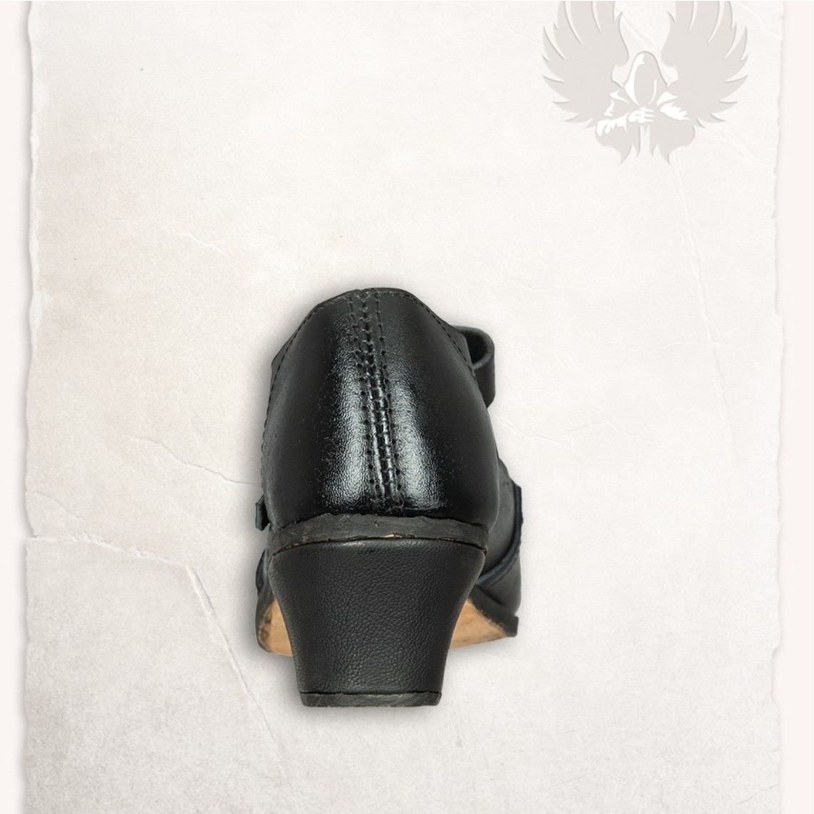 Mytholon Barok schoenen Muriel zwart