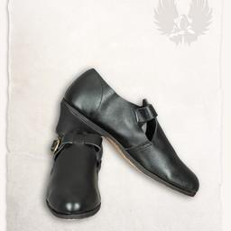 Barokke sko Muriel sort