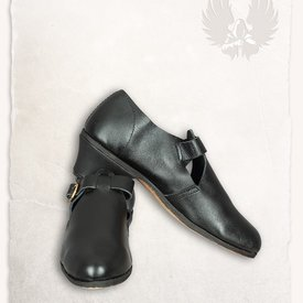 Mytholon Barock Schuhe Muriel schwarz