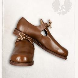 Renæssance sko Nolthe brun