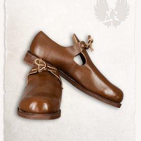 Mytholon Renaissance Schuhe Nolthe braun