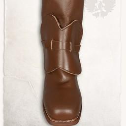 Botas mosquetero Porthos marrón