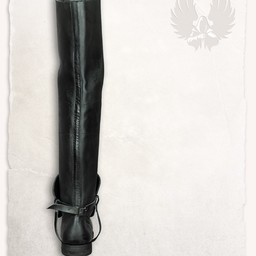 Botas mosquetero Porthos negro