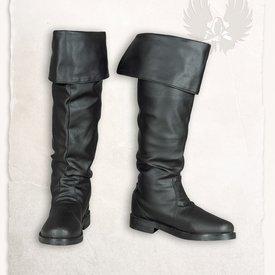 Mytholon Pirate boots black Prescott