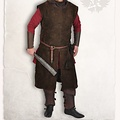 Mytholon Gaiters Randulf bruin