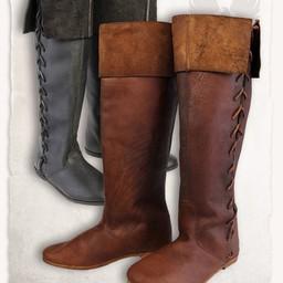 botas de color marrón medieval Tilly