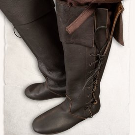 Mytholon Middeleeuwse laarzen Tilly zwart