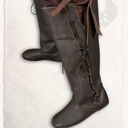 Medieval støvler Tilly sort