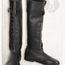 Mytholon Piraten laarzen Taras zwart