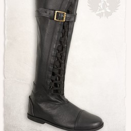 Pirate boots Taras svart