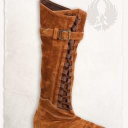 Pirate boots Taras light brown