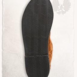 Botas del pirata de color marrón claro Taras