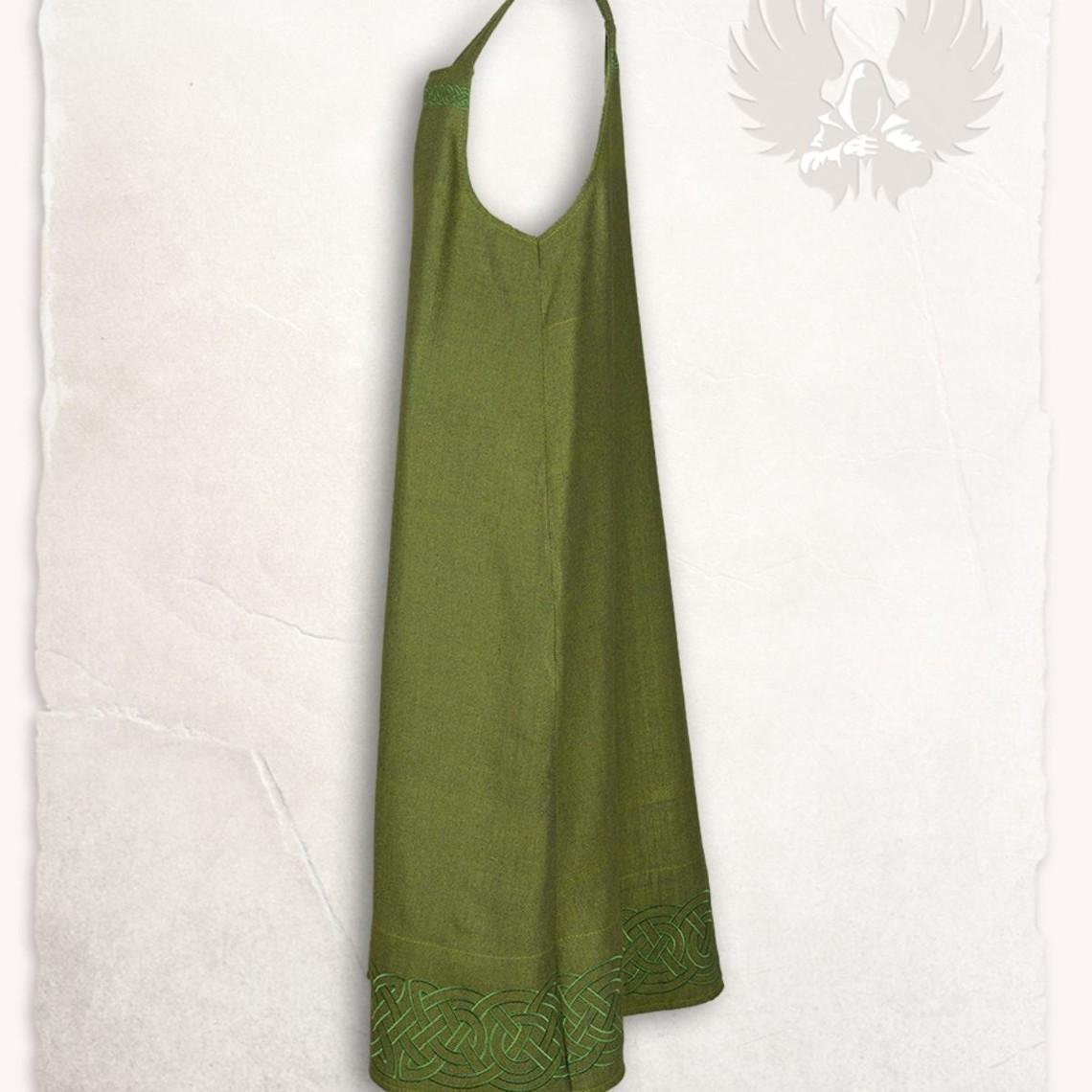 Mytholon Hangeroc Alva vissegraatmotief groen